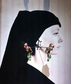 Joyas diseñadas por Salvador Dalí, 1949