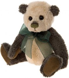 "Charlie Bears ""Plaid"""