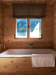 bobvila: Chalet Gstaad by Ardesia Design and Amaldi Neder Architects