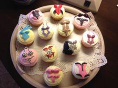 Bachelorette Cupcakes Love Them