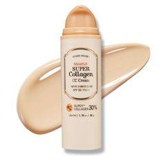 Etude House Moistfull Super Collagen CC cream N02 Light Beige