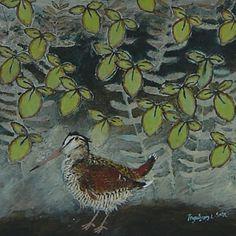 Paintings By Ingebjorg Smith Watercolor Bird, Nature Inspired, Bird Art, Art Drawings, Mixed Media, Birds, Paintings, Illustration, Animals