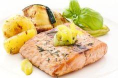 Ejemplos de menu para una dieta balanceada