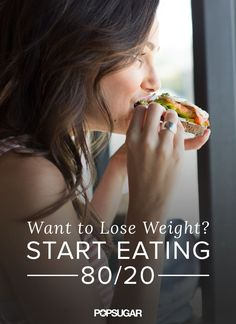 Eating 80 percent clean and cheating 20 percent of the time gives you room to both enjoy yourself and get weight-loss results. Supermodel Miranda Kerr is dong it, and so should you!
