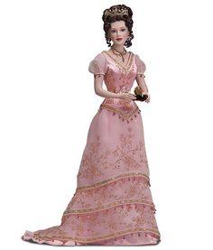 Faberge's Princess Sofia Debutante Doll - The Franklin Mint