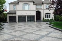 It offers a beautiful, yet rugged appearance with a bumpy texture. Once that part is decided, it is time to review the options for paving your driveway.