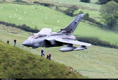 High quality photo of ZD749 (CN: BS130) United Kingdom - Royal Air Force (RAF) Panavia Tornado GR.4 by PJH