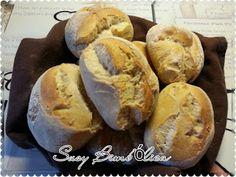 Susy Bimbólica: Pão de Espelta e Centeio