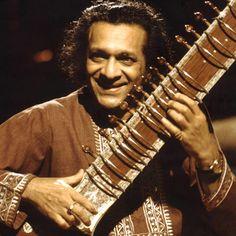 Ravi Shankar -1974