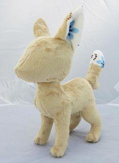 (9) Name: 'Sewing : Fox Canine Plushie Plush Pattern