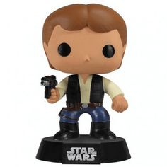 Figurine pop! Star Wars Han Solo