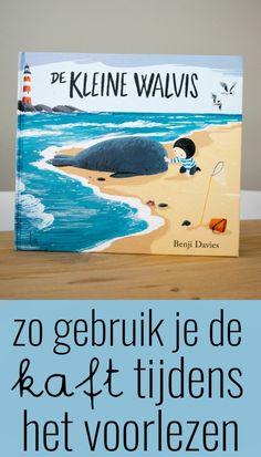Hoe zet je de kaft in tijdens het voorlezen? Close Reading, New Career, Save The Planet, Jaba, Pre School, Children, Kids, Books To Read, Language