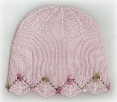 One Day Baby Hat by Susan Rainey free knitting pattern on Ravelry at http://www.ravelry.com/patterns/library/one-day-baby-hat