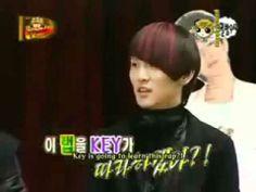 SHINee KEY imitates Seunghyun(FT.I)'s rap