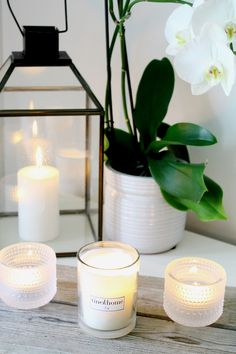 Hetkiä Maalla Scented Candles, Candle Jars, Candle Holders, Coffe Table, Home Photo, Light Up, Interior And Exterior, Beautiful Homes, Sweet Home
