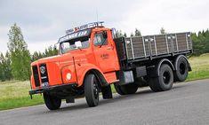 Scania LS110 '70 - Virstanpylväs