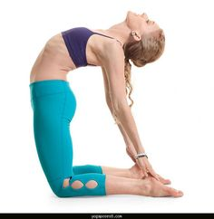 awesome Yoga poses to make you happy