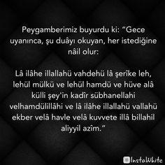 #ayet  corek-otu-yagi.com  Bi iznillah Deep Questions, Allah Islam, Arabic Words, S Word, Islamic Quotes, Sentences, Prayers, Sayings, Crochet
