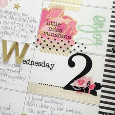 "Hello! I'm saving the ""how I finally gave in and became a planner girl"" story for another post, but I have to say - I finally stopped resist..."