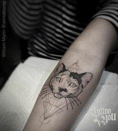 Tattoo feita pelo William Marin Para consultas e agendamentos: Av. Dr. Cardoso de Melo, 320 - Vila Olímpia - 11 3044-1504, ou envie um e-mail: tattooyou@tattooyou.com.br