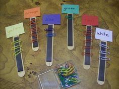 preschool sort | Chrystal's Corner: Preschool Fun - Sorting