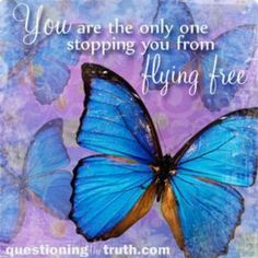 Art - Words - Inspiration - Quote - Its easier to fly when you let go. Butterfly Poems, Butterfly Art, Butterfly Colors, Butterfly Project, Butterfly Tattoos, Great Quotes, Me Quotes, Inspirational Quotes, Actor Quotes