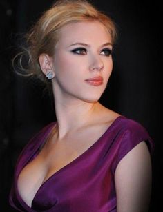 Scarlett Johansson #Celebrities Classic Beauty http://www.majestical.com