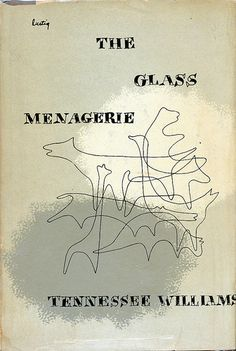 The Glass Menagerie cover by Alvin Lustig