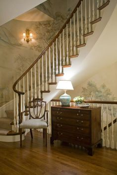 Belclaire House: Susan Harter Mural Papers