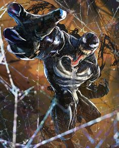 Find over images of Venom. ✓ Nice Pictures for your devices like PC, Android Mobile, iOS, Mac, etc. Marvel Comics, Marvel Venom, Marvel Villains, Marvel Heroes, Comic Book Characters, Marvel Characters, Comic Character, Comic Books, Marvel Universe