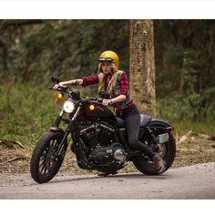 Real Biker Women sportstergram (4) #harleydavidsongirlswoman