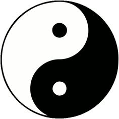 Yin Yang symbol represents the philosophy behind Chinese internal Kung Fu and medicine. Yin Yang, Acupuncture, Acupressure, Taoism Symbol, Element Chart, I Ching, Traditional Chinese Medicine, Tai Chi, Feng Shui