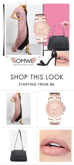"""""""Romwe 3"""" by s-o-polyvore ❤ liked on Polyvore featuring Michael Kors"""