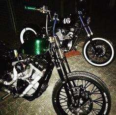 RIDAbikes this evening... 🏁 we're RIDA 🏁