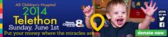 Stories from the 2014 All Children's Hospital Telethon