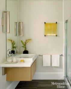 Baker Project: Dowling Kimm Guest Bath