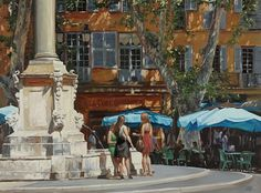 Craig Nelson, Artist, California Plein Air, Figurative Artist, California Landscapes, Cityscape Paintings, Vineyard Paintings