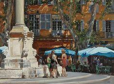 Craig Nelson, Artist, California Plein Air, Figurative Artist, California Landscapes, Cityscape Paintings, Vineyard Paintings