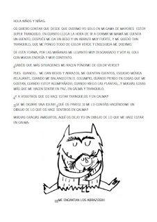 LOS RATONES DE ZARATÁN: EL MONSTRUO DE COLORES (15ªSEMANA)