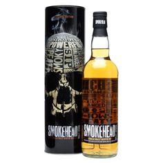 Smokehead - Whisky Rock Edition 70 cl. (S.A.)