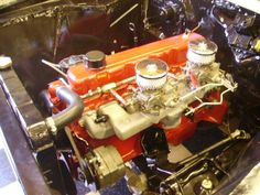 1967 230 chevy engine | Chevy 230 Engine http://www.stevesnovasite.com/forums/showthread.php?p ...