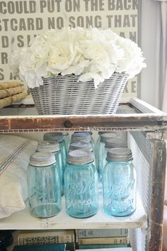 DIY antique window b