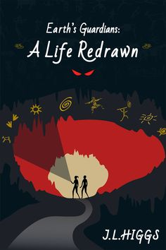 Book 1: A Life Redrawn. Hannah and Taylor are two normal teenagers until their friend disappears, drawings appear from nowhere predicting the future and they discover nothing is as they thought. Set in Northern Australia