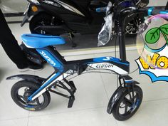 SUNRA ELECTRIC SCOOTER