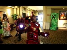 Awesome Iron Man (video)