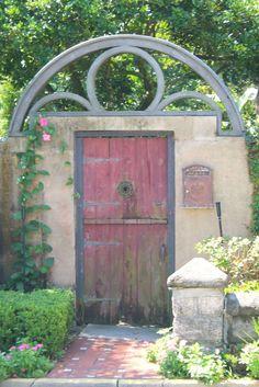 Wordless Wednesday Linky: Inspiration Everywhere Arch, Outdoor Structures, Garden, Inspiration, Home, Biblical Inspiration, Longbow, Garten, Arches