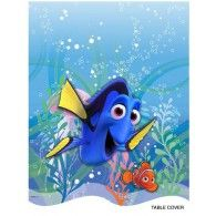 Finding Dory Tablecover Plastic, $8.90, A571594