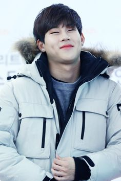 Aww Jooheon😍😍😍I want to steal his smile and dimples Monsta X Jooheon, Shownu, Hyungwon, Kihyun, Lee Joo Heon, Perfect Boy, Dimples, Beautiful Boys, Rap