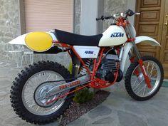 MONSTER 495 KTM 1982