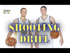 Try to do this drill and let me know what you think of it.   www.ProTrainingBB.com Basketball Shooting, Basketball Drills, Basketball Coach, Basketball Players, Splash Brothers, Basketball Information, Warriors, Family Room, Curry